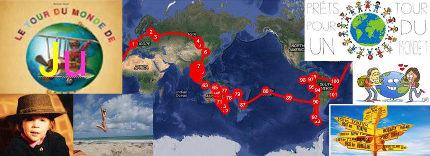 Le Tour du Monde de Ju